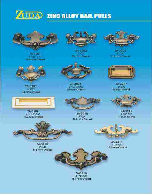 Cabinet hardware (Мебельная фурнитура)