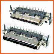 VHDCI 0.8mm R/A Connector (VHDCI 0.8mm R / Connector)