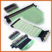 VHDCI 0.8mm DAS Twist Flat Cable Assembly (VHDCI 0.8mm DAS Twist плоский кабель Ассамблеи)