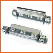 VHDCI 0.8mm DIP and SMT Connector (VHDCI 0.8mm DIP и SMT Connector)