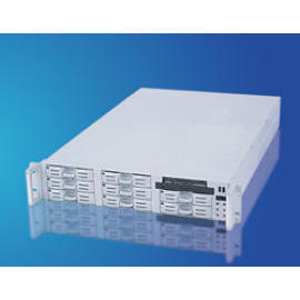 8x1`` IDE ATA-133 HDD Hot Swappable Backplane Factor (8x1``IDE ATA 33 HDD Горячая замена B kplane Фактор)