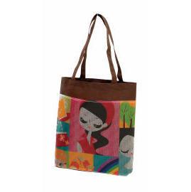 Stylish Non-woven PP bag (Стильная Нетканые сумка PP)
