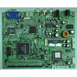 LCD-TV Video Board (LCD-TV Video совет)