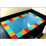 Rubber Tile ( Flooring )