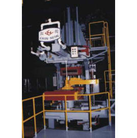 AHB FLASKLESS AUTO MOULDING MACHINE (AHB безопочной AUTO формовочная машина)