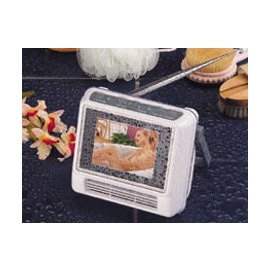 4    WATER-RESISTANT TFT LCD COLOR TV