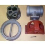 Cast Iron Parts (Чугунные частей)