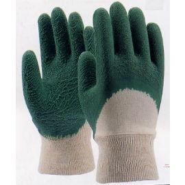 NATURAL RUBBER COATED WORK GLOVES (ПРИРОДНЫЙ резиновой рабочие перчатки)