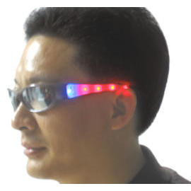 flashing led sunglasses