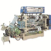 Heat Sealing Type Slitting-Rewinding Machine