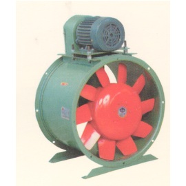 CAF Axial Flow Fan Series