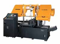 Fully Automatic Band Saw,Double Column Type