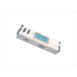 Compact MP3 Player with flash memory +FM Radio Earphone (Компактный MP3-плеер с флэш-памяти, FM-радио + наушники)