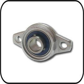 Miniature Two-bolt Flange Bearing