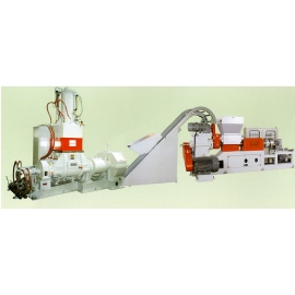 Water-ring-cutting kneader Extruding Plant(EVA.Rubber.TPR)