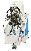 9-pincer hydraulic toe lasting machine(with hot melt) (9-клещи гидравлические ног прочного машина (с горячего расплава))