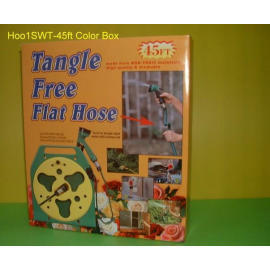 flat hose set