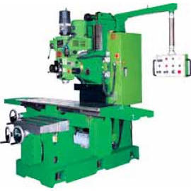 Horizontal & Vertical Milling Machine