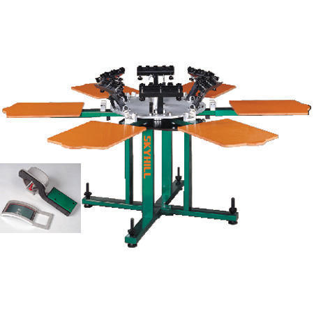 T-SHRIT SCREEN PRINTING MACHINE