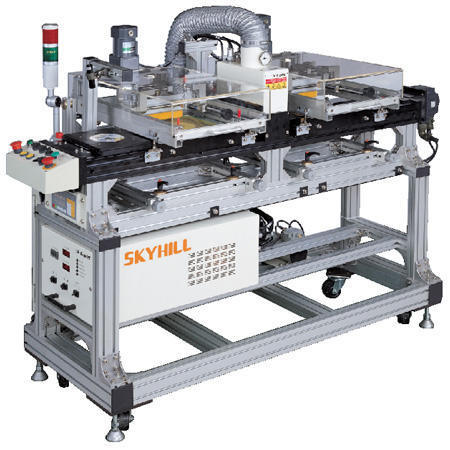 CD SCREEN PRINTING MACHINE (CD SCREEN PRINTING MACHINE)
