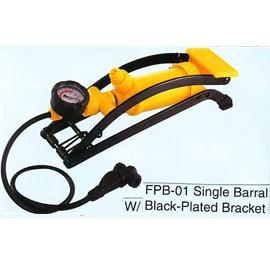 Modell: FPB-01P, Speed Fußpumpe und Vakuumpumpe mit Ölwechsel Eimer. Single Ba (Modell: FPB-01P, Speed Fußpumpe und Vakuumpumpe mit Ölwechsel Eimer. Single Ba)