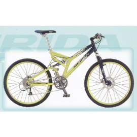 Aluminum mountain bikes,bicycle