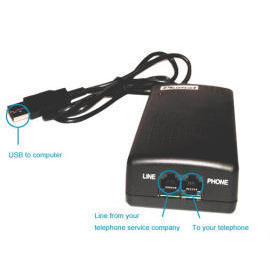 USB Telephone Adapter, Voip adapter