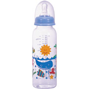 Classic Decorated Feeding Bottle 8oz (Классические Награжден бутылочку 8oz)