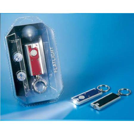 LED torch with key chain (Светодиодный фонарик с брелок)