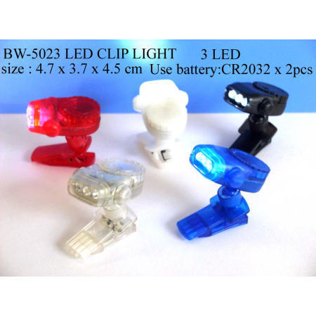 LED clip light