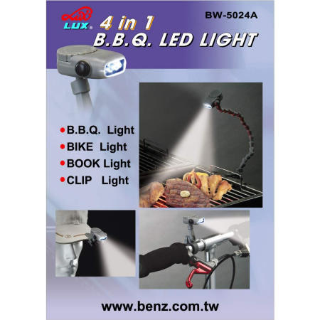 B.B.Q. LED light