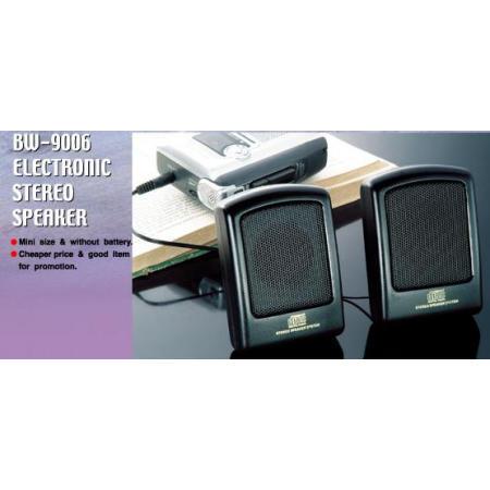 ELECTRONIC STEREO SPEAKER (ЭЛЕКТРОННЫЕ Stereo Speaker)