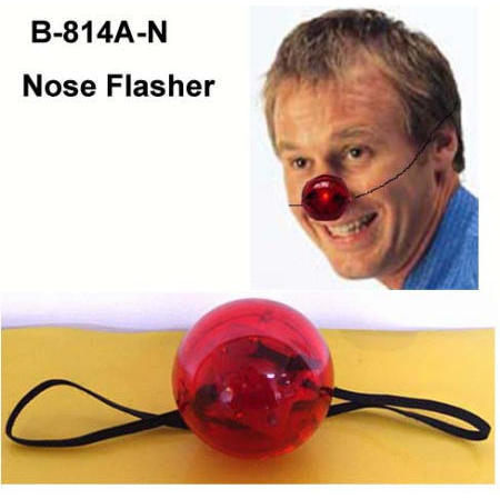 Nose flasher