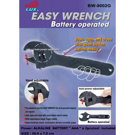 Easy wrench