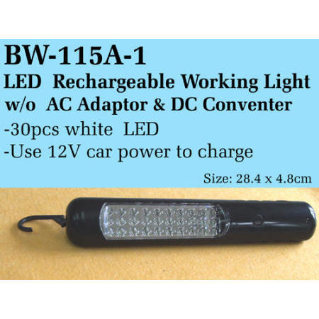 LED Rechargeable Working Light (LED Rechargeable Working Light)