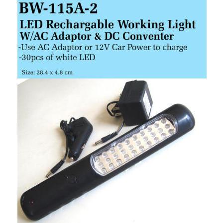LED Rechargable Working Light (Светодиодные Rechargable рабочей Света)