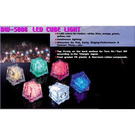 LED CUBE LIGHT (Светодиодные CUBE LIGHT)