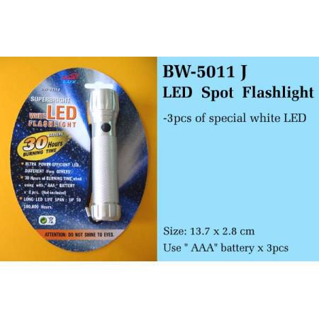 LED Spot Flashlight (Spot светодиодный фонарик)
