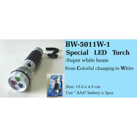 Special LED Torch (Специальный светодиодный фонарик)