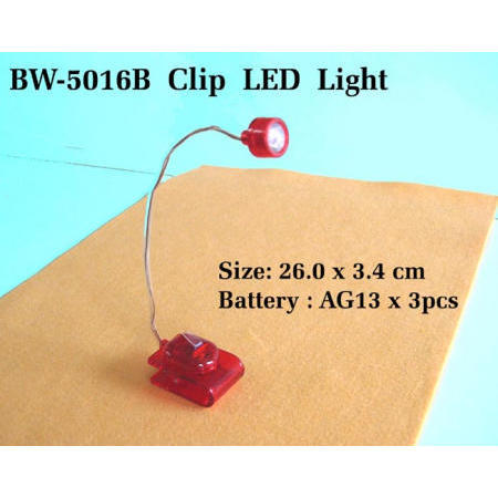 Clip LED light