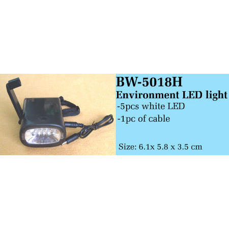 Environment LED Light (Окружающая среда LED Light)