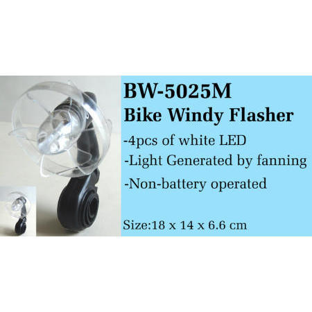 Bike Windy Flasher (Велосипед Ветреный Flasher)