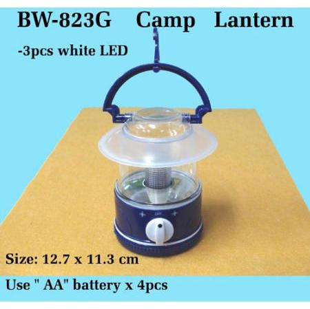 Camp Lantern (Лагерь фонарь)