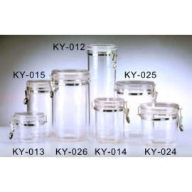 Air-tighten Acrylic Canister (Air-затянуть Акриловые канистра)