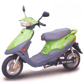 EVT ELECTRIC SCOOTER (ЭВТ электрический скутер)