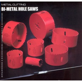 BI-METAL HOLE SAWS (BI-METAL Коронки)