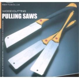 PULLING SAW