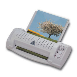 Homeal - HM-242R A4 size Laminating Machine (Homeal - HM 42R формата A4 Ламинатор)