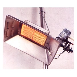Poultry Heaters With Safety Switch