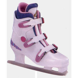 ICE MOULDED FIGURE SKATE (ICE ЛИТАЯ Фигурные коньки)
